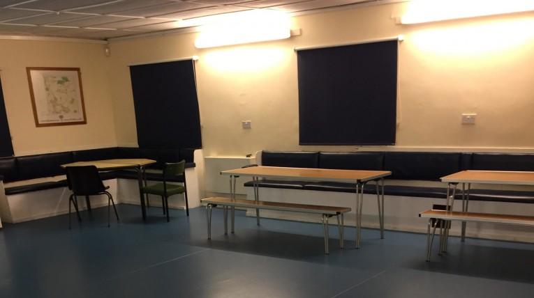 Activity Centre main hall